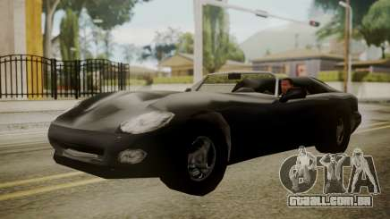 Banshee III para GTA San Andreas