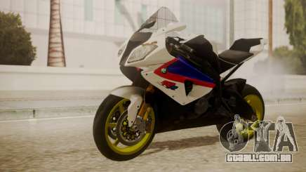 BMW S1000RR Limited para GTA San Andreas