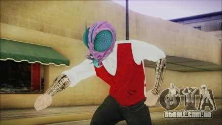 DLC Halloween GTA 5 Skin 2 para GTA San Andreas