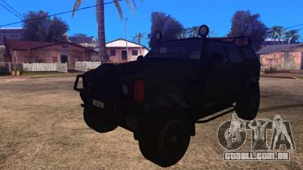 Komatsu LAV 4x4 Unarmed para GTA San Andreas