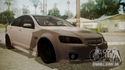 Chevrolet Lumina SS 2011 K.N Edition para GTA San Andreas