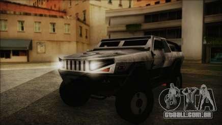 Hummer H2 C.E.L.L. Crysis 2 para GTA San Andreas