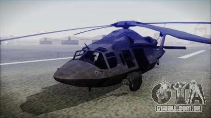 UH-80 Ghost Hawk para GTA San Andreas