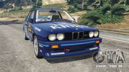 BMW M3 (E30) 1991 [Kings] v1.2 para GTA 5