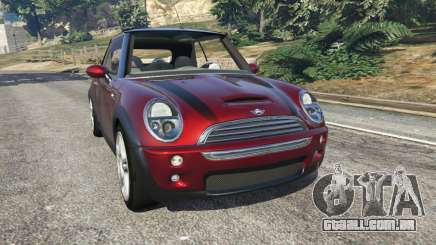 Mini Cooper S Convertible v0.2 para GTA 5