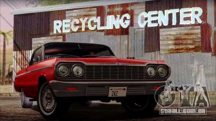 Chevrolet Impala SS 1964 Final para GTA San Andreas
