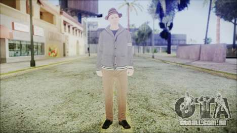 GTA Online Skin 47 para GTA San Andreas segunda tela