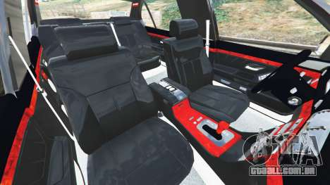 GTA 5 BMW L7 750iL (E38) vista lateral direita