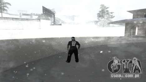 Skin pack para Sd gang para GTA San Andreas segunda tela