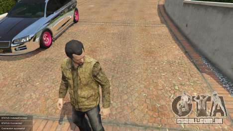 GTA 5 Multiplayer Co-op 0.6 quarto screenshot