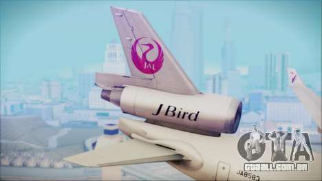 McDonnell-Douglas MD-11 Japan Airlines para GTA San Andreas