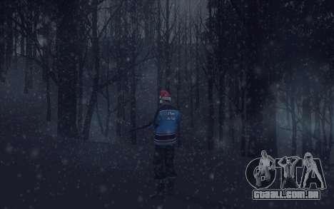 Winter Vacation 2.0 SA-MP Edition para GTA San Andreas oitavo tela