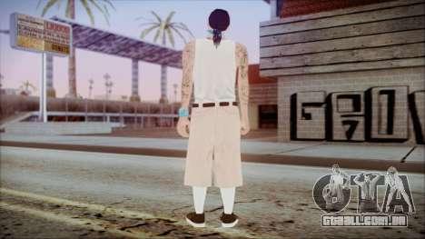 GTA 5 LS Vagos 1 para GTA San Andreas terceira tela