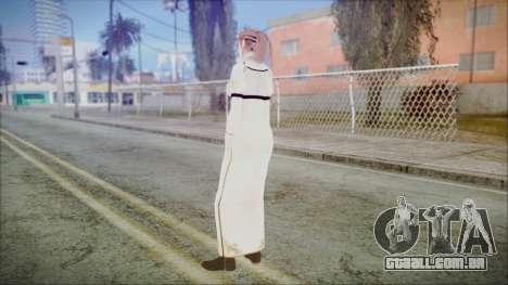 DMC4 Kyrie para GTA San Andreas terceira tela