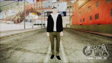GTA Online Skin 37 para GTA San Andreas segunda tela