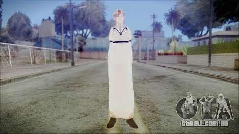 DMC4 Kyrie para GTA San Andreas segunda tela