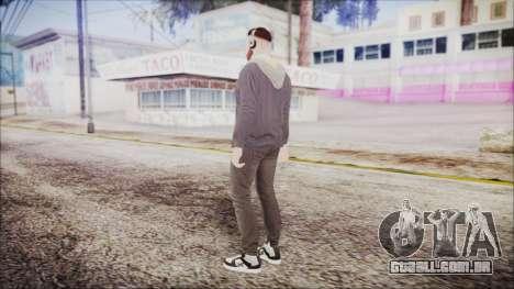 GTA Online Skin 13 para GTA San Andreas terceira tela