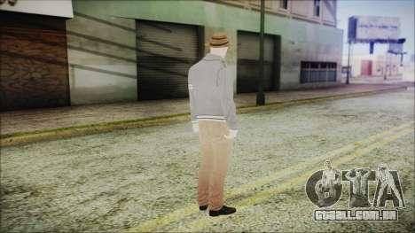 GTA Online Skin 47 para GTA San Andreas terceira tela