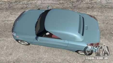 GTA 5 Daewoo Joyster Concept 1997 v1.2 voltar vista