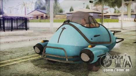 Fallout 4 Fusion Flea para GTA San Andreas