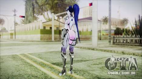 Widowmaker - Overwatch para GTA San Andreas terceira tela