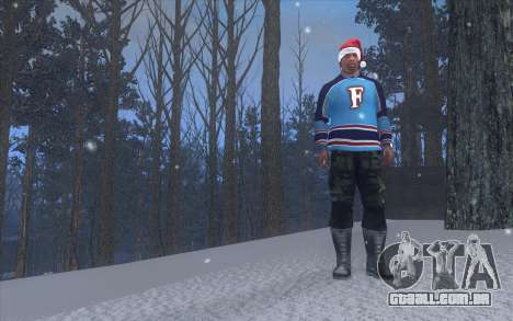 Winter Vacation 2.0 SA-MP Edition para GTA San Andreas terceira tela