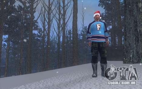 Winter Vacation 2.0 SA-MP Edition para GTA San Andreas terceira tela