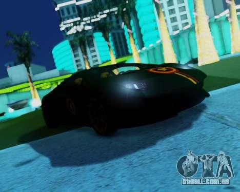 Amazing Camera para GTA San Andreas quinto tela