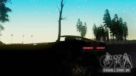 Fran Art ENB .iCEnhancer. para GTA San Andreas sexta tela