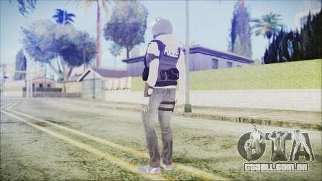 Rainbow Six Siege GSG9 IQ para GTA San Andreas terceira tela