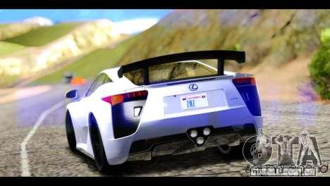 Summer Paradise v0.248 V2 para GTA San Andreas quinto tela
