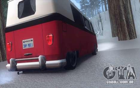 Winter Vacation 2.0 SA-MP Edition para GTA San Andreas sexta tela