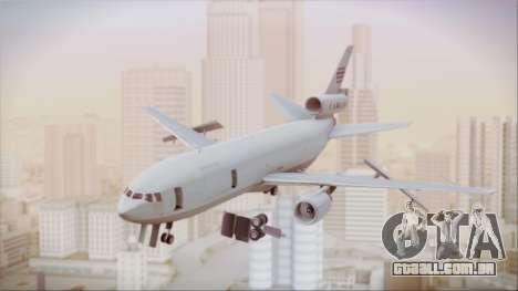 McDonnell-Douglas DC-10-30F World Airways para GTA San Andreas