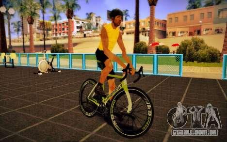 GTA 5 Whippet Race Bike para GTA San Andreas traseira esquerda vista