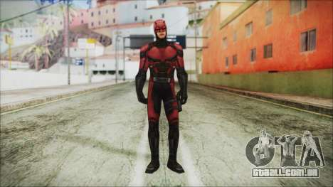 Marvel Future Fight Daredevil para GTA San Andreas segunda tela