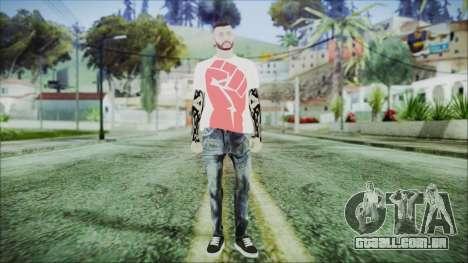GTA Online Skin 17 para GTA San Andreas segunda tela