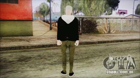 GTA Online Skin 37 para GTA San Andreas terceira tela