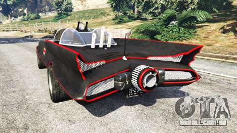Batmobile 1966 [Beta] para GTA 5