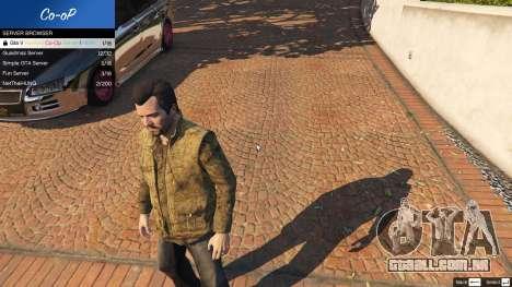 GTA 5 Multiplayer Co-op 0.6 terceiro screenshot