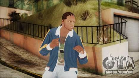 GTA Online Skin 12 para GTA San Andreas