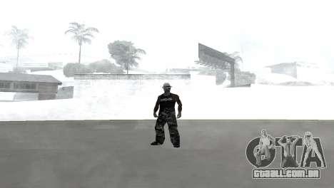 Skin pack para Sd gang para GTA San Andreas terceira tela
