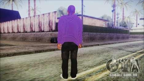 GTA 5 Ballas 2 para GTA San Andreas terceira tela
