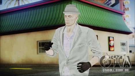 GTA Online Skin 7 para GTA San Andreas