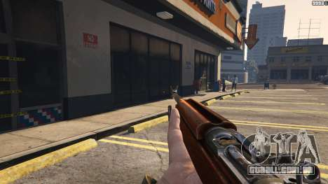 GTA 5 .30 Cal M1 Carbine Rifle oitmo screenshot