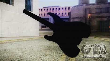 Steinberger GM2S Rhoma Irama para GTA San Andreas terceira tela