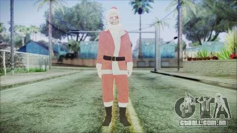 GTA 5 Santa para GTA San Andreas segunda tela