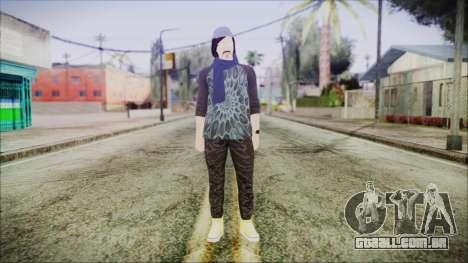 GTA Online Skin 18 para GTA San Andreas segunda tela