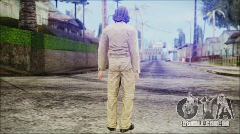 World In Conflict Tank Crewman para GTA San Andreas terceira tela