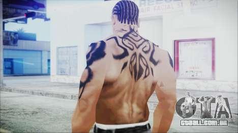 Blade Skin Pack para GTA San Andreas sexta tela