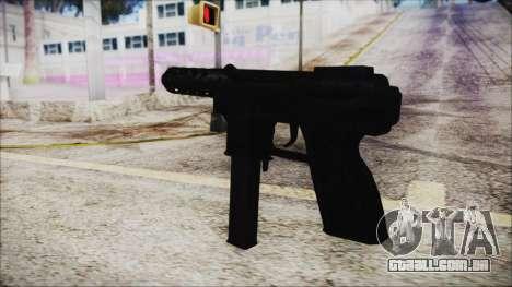TEC-9 ACU para GTA San Andreas segunda tela